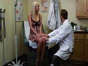 Ginecologo e paziente