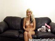 Zoccola fa casting porno